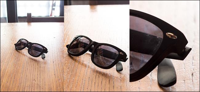 zoom ejemplo de gafas de sol