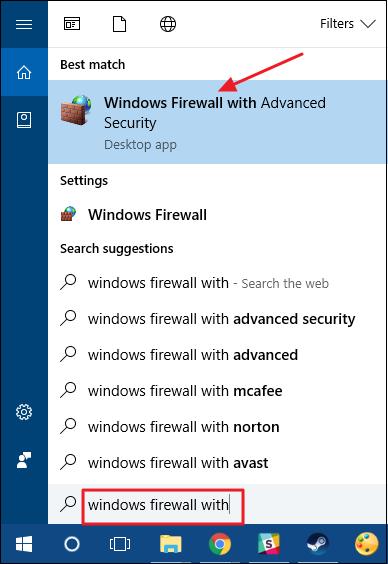 how to allow minecraft through windows firewall