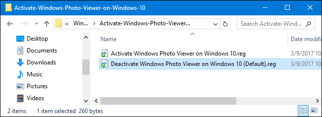 How to Make Windows Photo Viewer Your Default Image Viewer