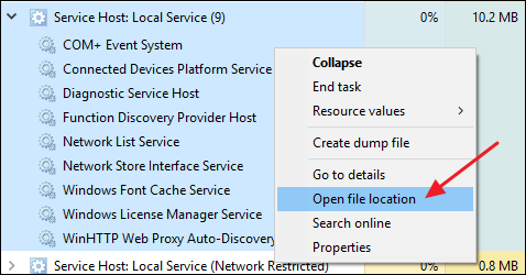What Is the Service Host Process (svchost exe) and Why Are