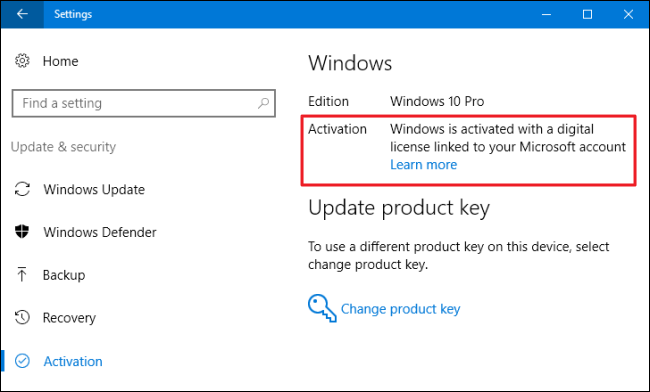 windows 10 64 bit license key