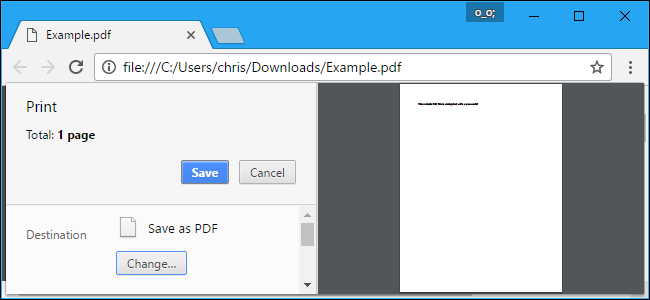 How to remove a password from a pdf file this method will work in chrome on any operating system but you can perform the same trick with other applications and pdf printers ccuart Choice Image