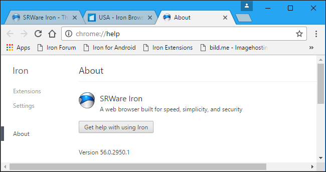Web browser for mac