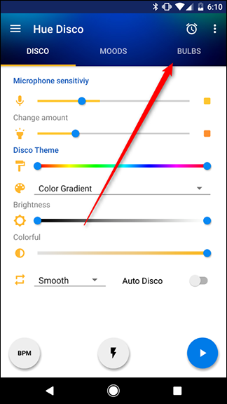 How to Set Up a Kickass Party Mode for Your Hue Lights