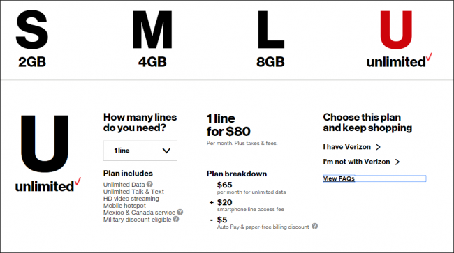 Which Carrier Has the Best Unlimited Plan? AT&T vs Verizon