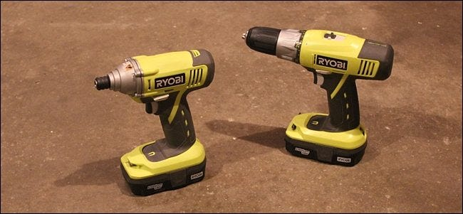 Power Drills vs  Impact Drivers: What's the Difference?