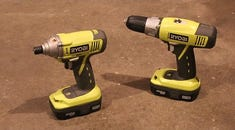 Power Drills vs. Impact Drivers: What's the Difference?