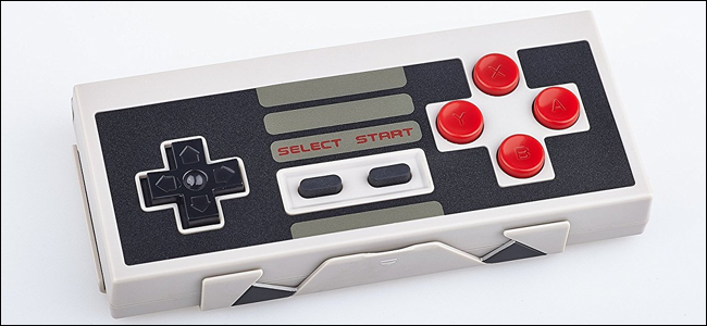 the best retro game controllers for your pc or raspberry pi emulators