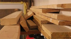 Why Does Lumber Sometimes Look Twisted and Warped?