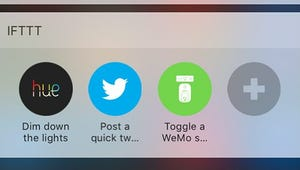 How to Add IFTTT Shortcuts to Your Phone's Home Screen