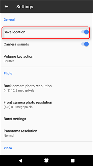 How to Prevent Android from Geotagging Photos with Your Location