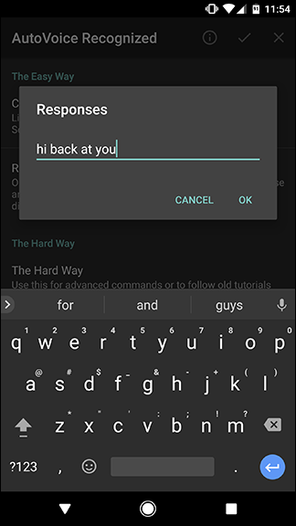 How to Create Custom Voice Commands for Alexa and Google