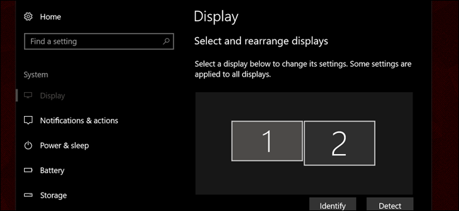 how to change scaling in windows 10
