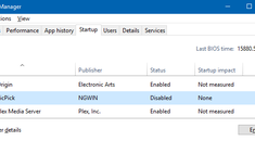 How to Manage Startup Applications in Windows 8 or 10