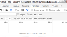 How Do You Monitor Requests Made by a Google Chrome Extension?