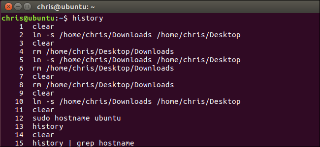 How to Use Your Bash History in the Linux or macOS Terminal