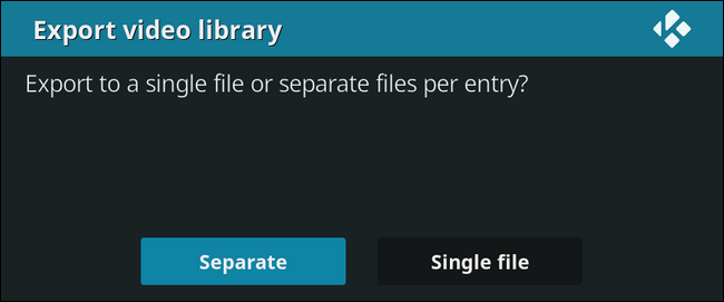How to Store Your Kodi Artwork in the Same Folder as Your Videos