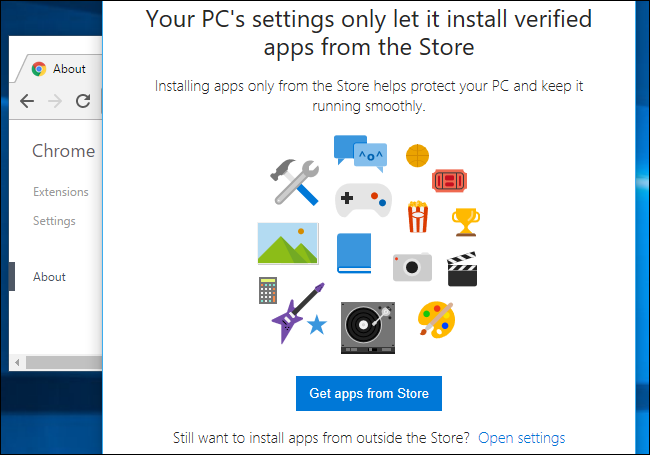 How to Allow Only Apps From the Store on Windows 10 (and