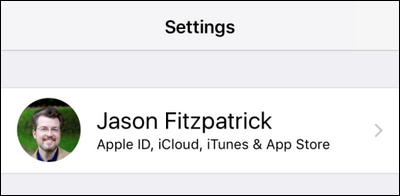 How to Change Your iCloud Profile Photo from Your iPhone or iPad