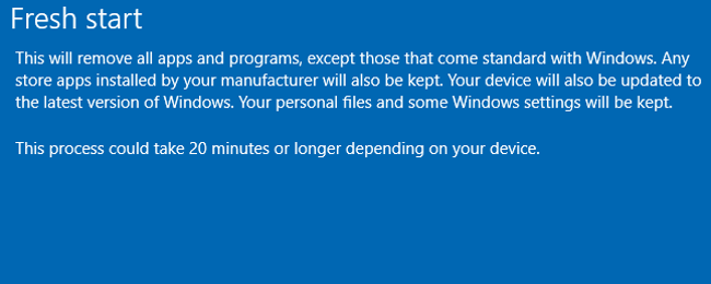 How to Easily Reinstall Windows 10 Without the Bloatware