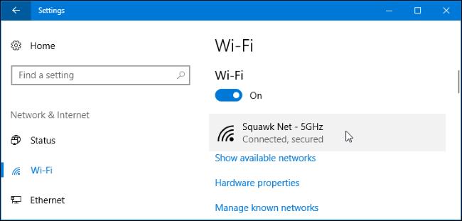no internet secured windows 10 solved