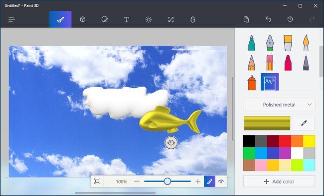 paint 3d for mac