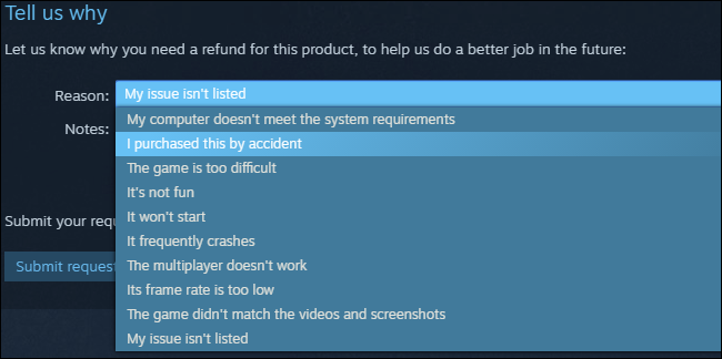 How to get refunds for steam games youll receive an email from steam telling you your refund request has been received the email says that valve is reviewing your request and will get back ccuart Gallery