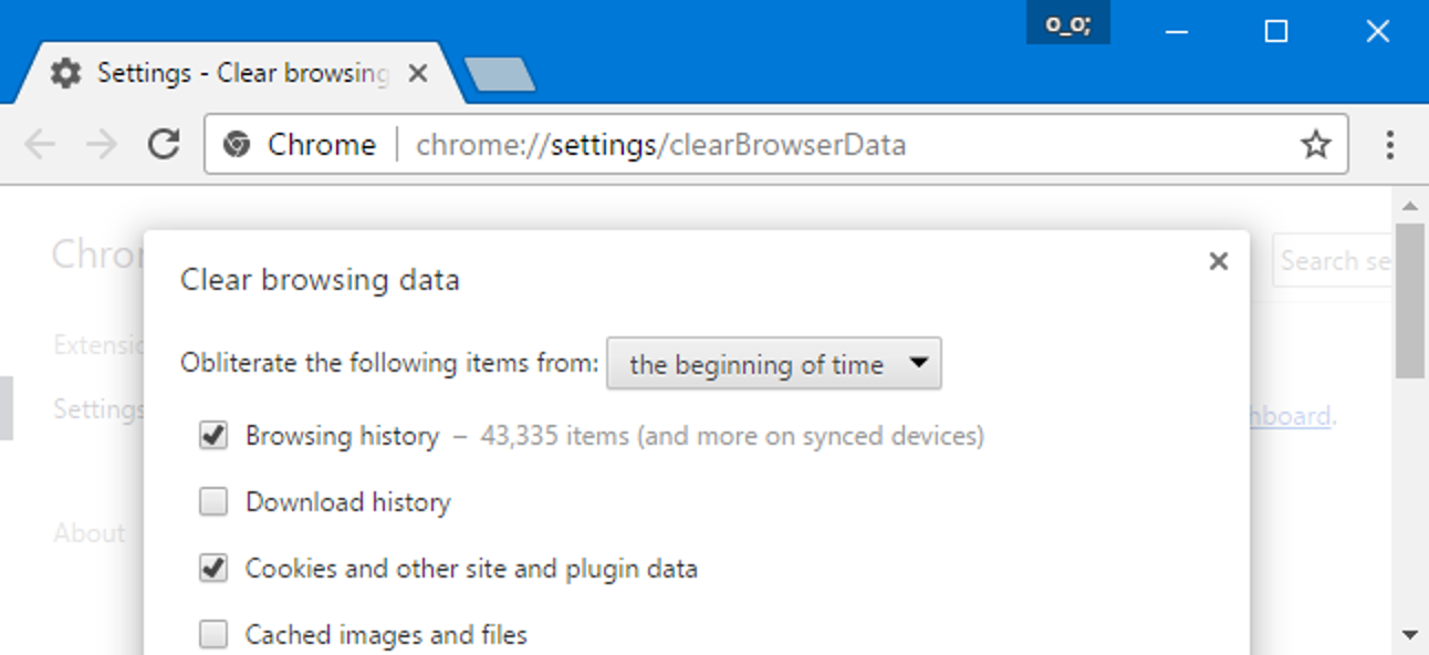 How To Clear Your History In Any Browser