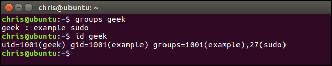how to create user group in linux