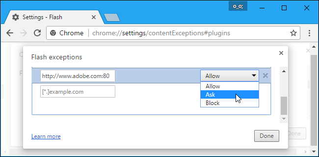 how to get to chrome plugins