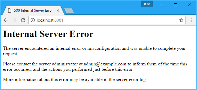 What Is a 500 Internal Server Error and How Do I Fix It?