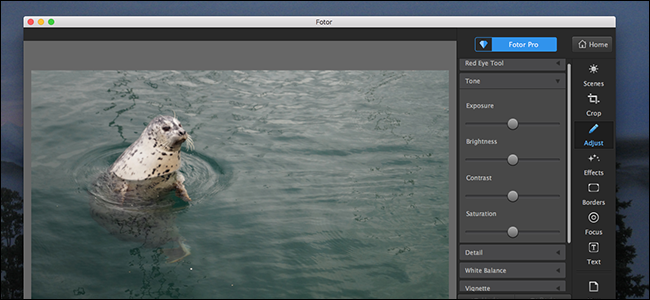 The free photo editing software for Mac we recommend