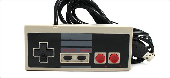 The Best Retro Game Controllers for Your PC or Raspberry Pi