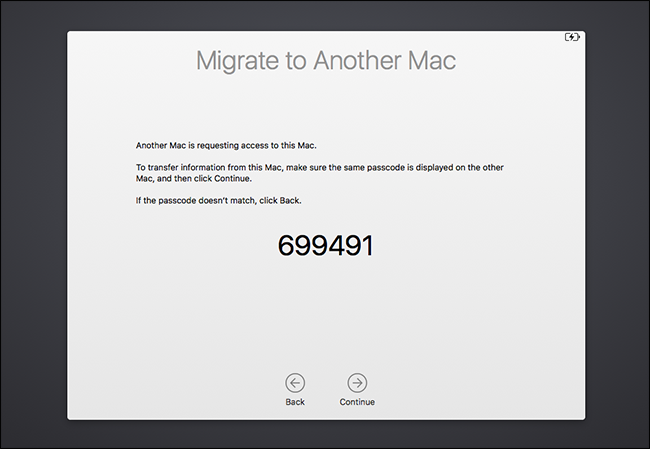 In Theory, Two Macs Could Be Connected To The Same Network With The  Migration Assistant At The Same Time, And You Could Hypothetically Be  Migrating Data ...