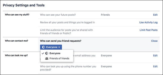 How to Find and Connect with Old Friends on Facebook