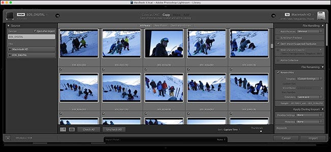 How to Import Images from Your Camera to Lightroom