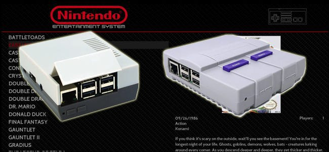 How to Build Your Own NES or SNES Classic with a Raspberry