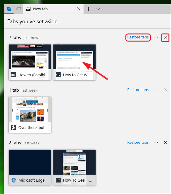 how to set up a homepage in microsoft edge