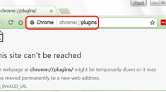What Happened to chrome://plugins in Google Chrome?