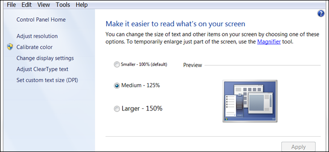 How to adjust screen size on pc — pic 2