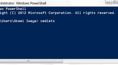 Why Are Windows PowerShell Commands Called Cmdlets?