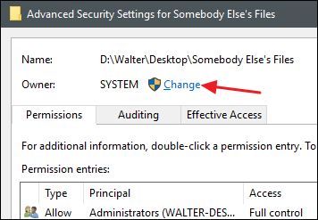 How to Take Ownership of Files and Folders in Windows