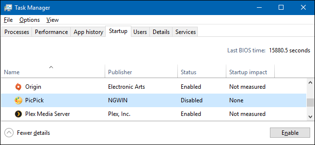 how to edit startup folder in windows 8