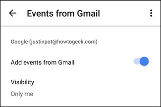 how to add google calendar to gmail account
