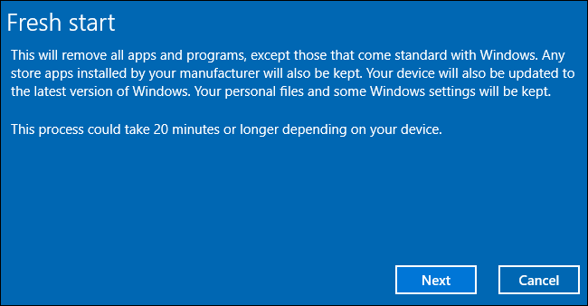 blue screen of death causes windows 10