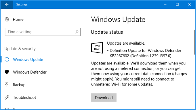 How, When, and Why to Set a Connection as Metered on Windows 10