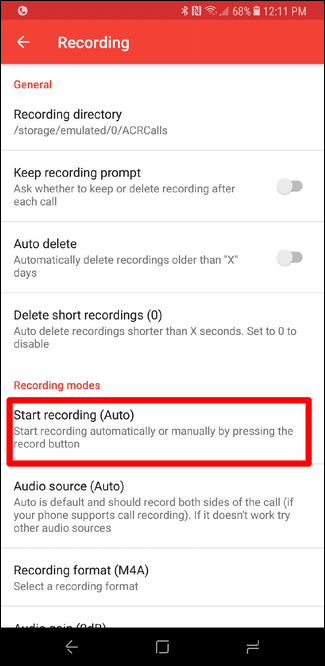 How to Record a Phone Call on Android