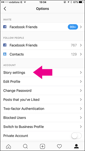 How to Stop Specific People Seeing Your Instagram Story