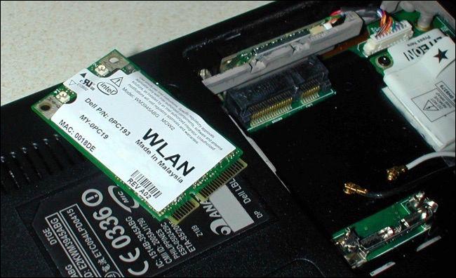 Wireleess Card Pc Build