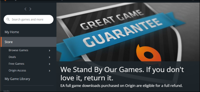 How to get refunds for ea origin games if youre not happy with a game purchase you can return it for a refundjust like on steam ccuart Gallery